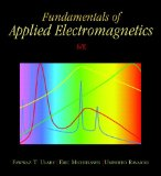 Studyguide for Fundamentals of Applied Electromagnetics by Fawwaz T. Ulaby, ISBN 9780132139311