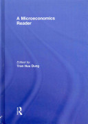 The Microeconomics Reader