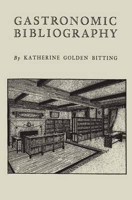 Gastronomic Bibliography