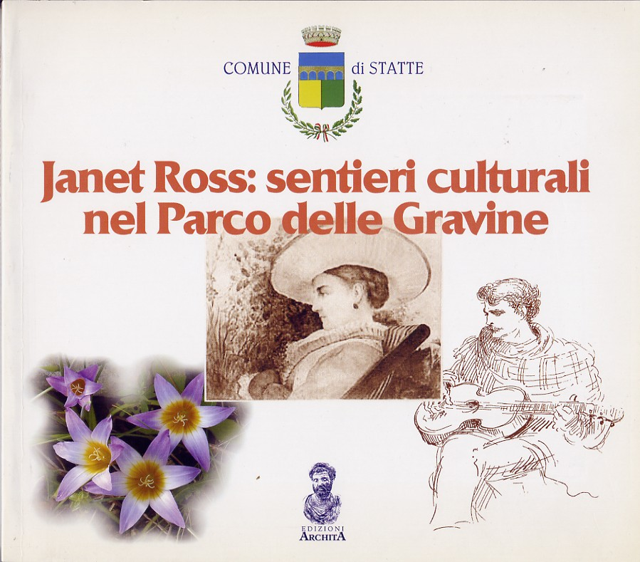 Janet Ross: sentieri culturali nel Parco delle Gravine