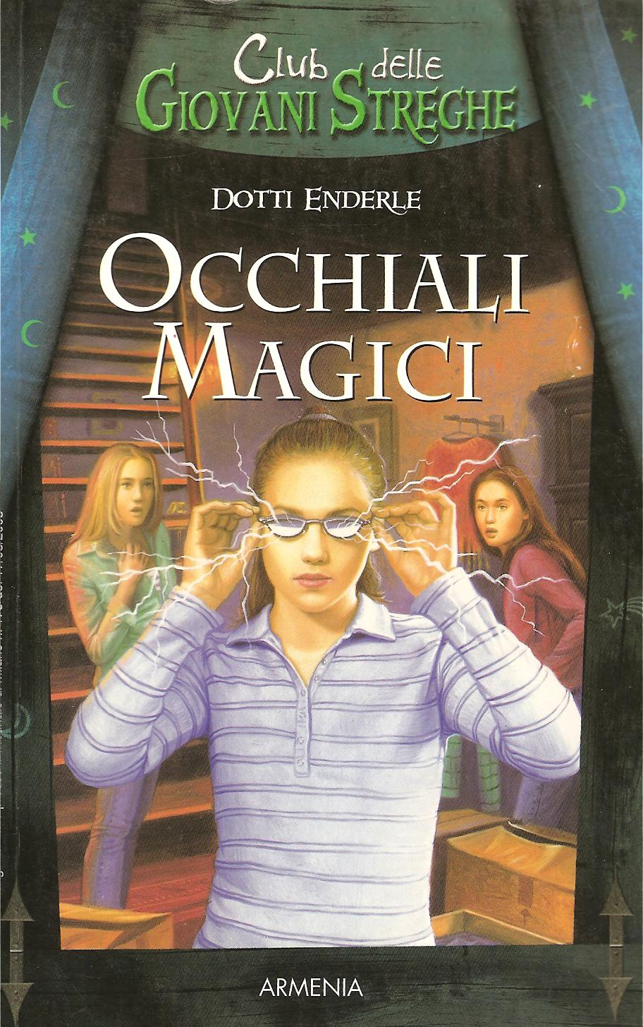 Occhiali magici
