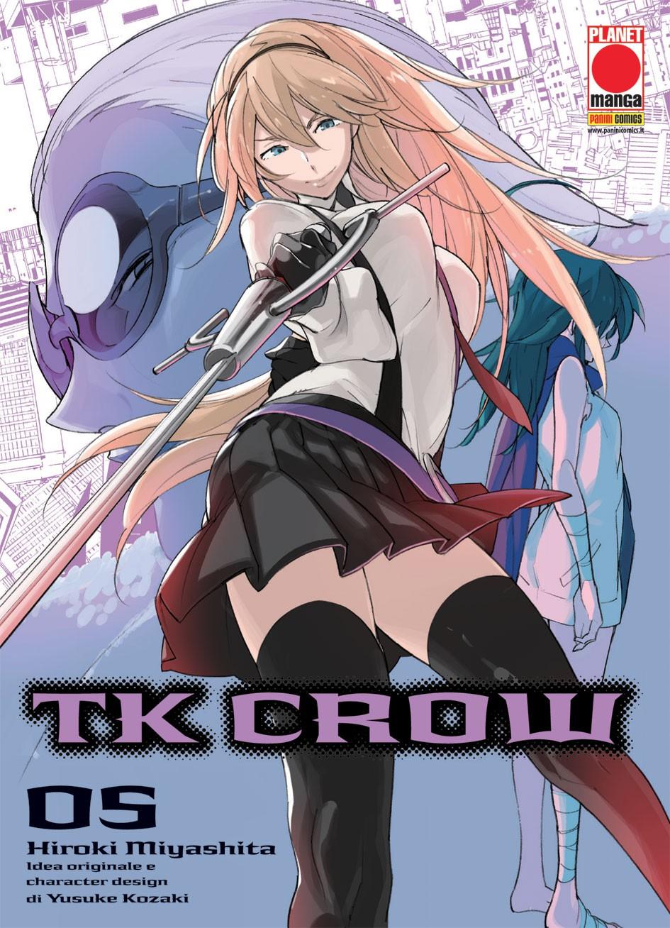 TK Crow vol. 5