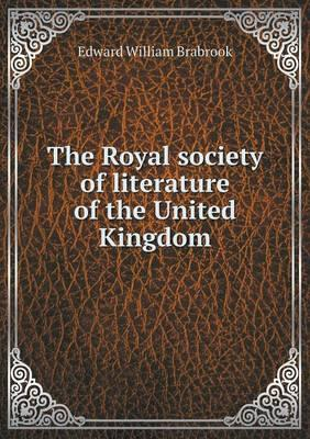The Royal Society of Literature of the United Kingdom