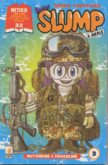 Dottor Slump & Arale vol. 3