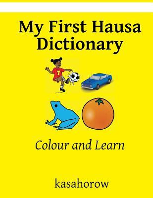 My First Hausa Dicti...