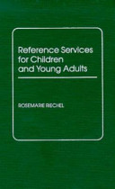 Reference services for children and young adults