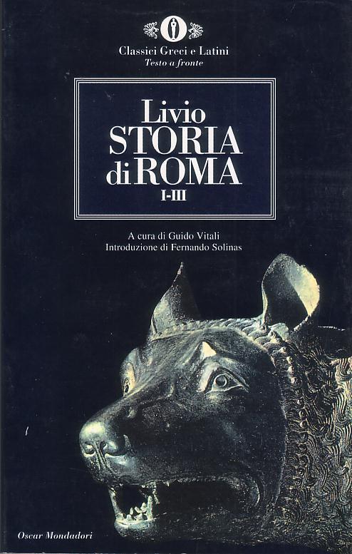 Storia di Roma. Libri I-III