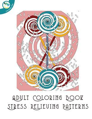 Adults Coloring Books Stress Relieving Patterns