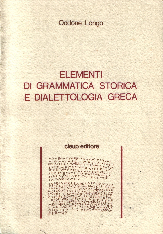 Elementi di grammati...