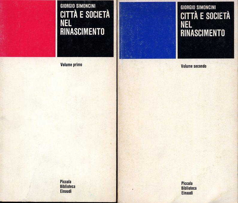 Città e società ne...