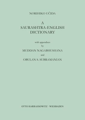 A Saurashtra-English Dictionary