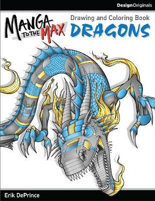 Manga to the Max Dragons