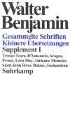 Gesammelte Schriften Erg.-Bd