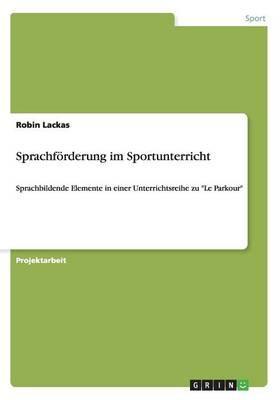 Sprachförderung im Sportunterricht