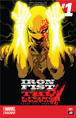 Iron Fist: The Living Weapon Vol.1 #1