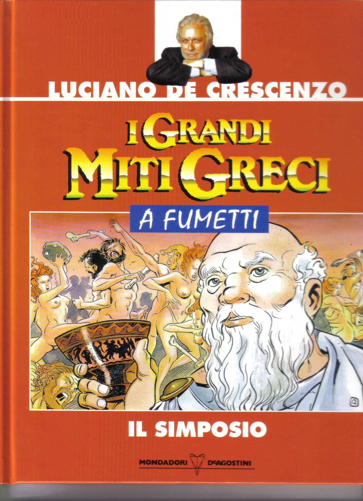 I grandi miti greci a fumetti n. 4