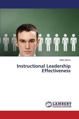 Instructional Leadership Effectiveness