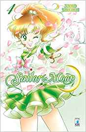Pretty Guardian Sailor Moon vol. 4