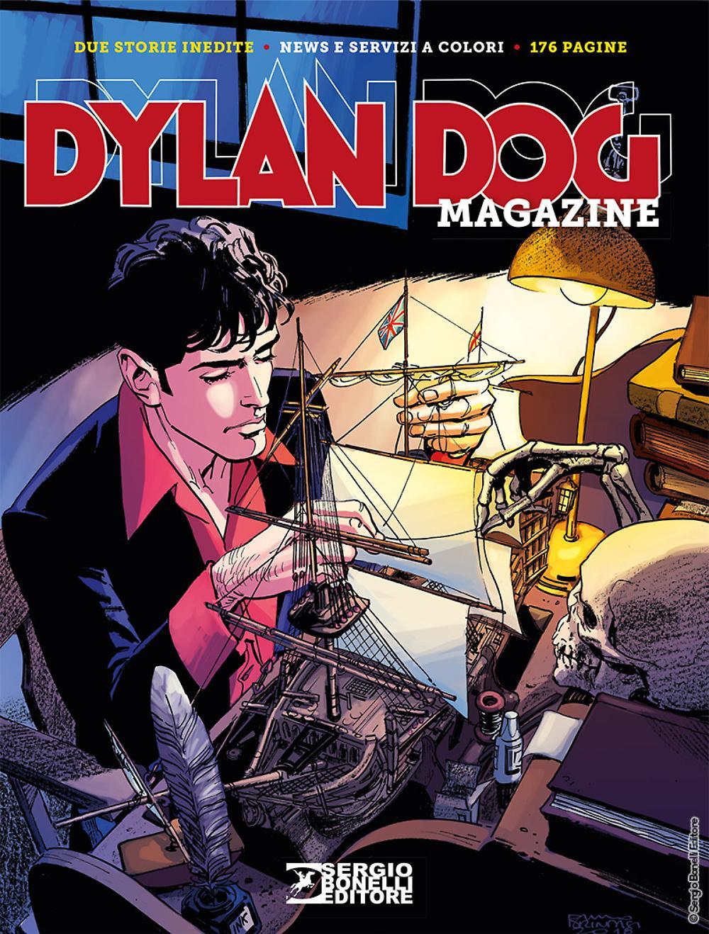 Dylan Dog Magazine n...