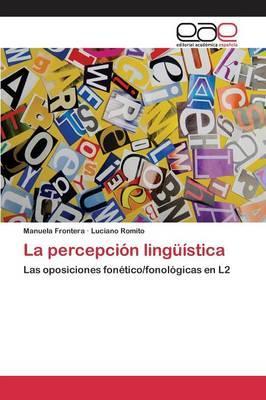 La percepción lingüística
