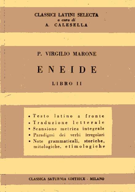 Eneide - Libro II