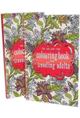 The One and Only Colouring Book for Travelling Adults