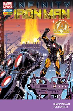 Iron Man & New Avengers n. 15