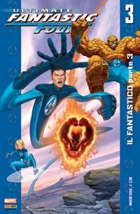 Ultimate Fantastic Four n. 3