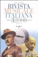 Nuova rivista musicale italiana - n.3/2008