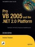 Pro VB 2005 and the .NET 2.0 Platform, Second Edition