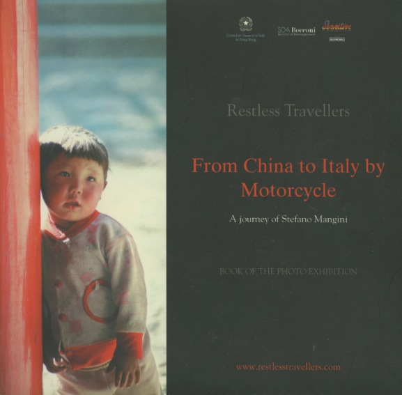 From China to Italy by Motorcycle