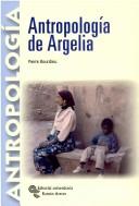 Antropología de Arg...