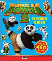 Kung Fu Panda 3. Il libro gioco. Con adesivi. Ediz. illustrata