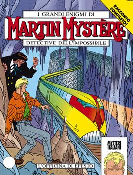 Martin Mystère n. 156