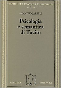 Psicologia e semantica di Tacito