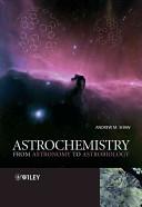 Astrochemistry