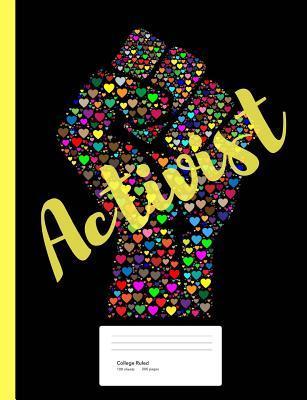 Activist Fist Composition Book