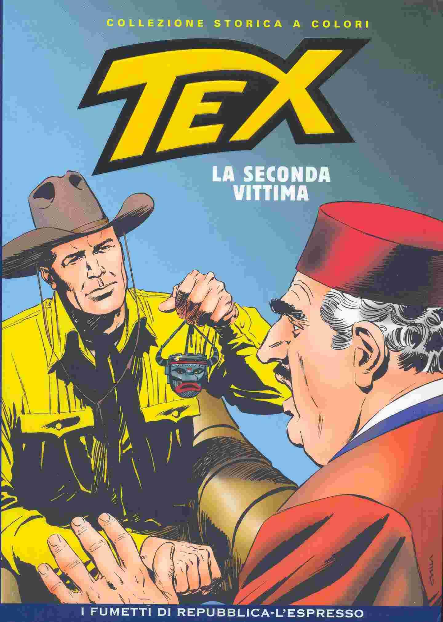 Tex collezione storica a colori n. 47