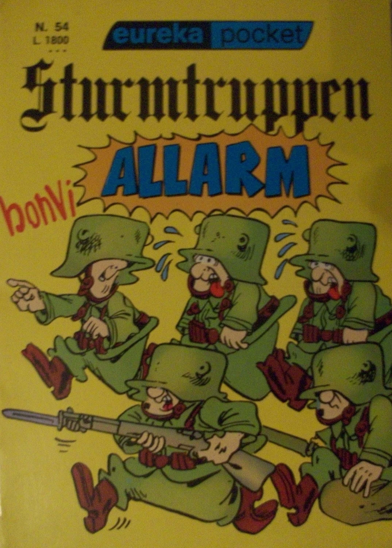 Sturmtruppen allarm