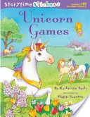 Storytime Stickers: Unicorn Games