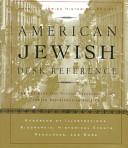 American Jewish desk reference