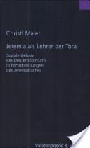 Jeremia als Lehrer der Tora