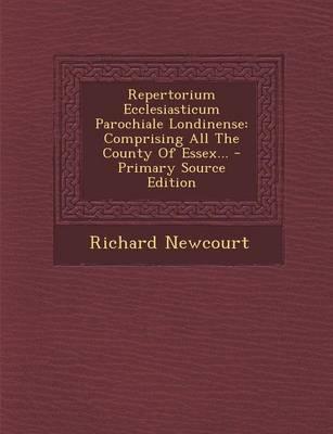 Repertorium Ecclesiasticum Parochiale Londinense