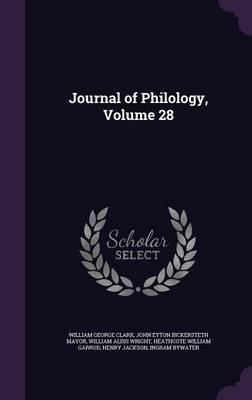 Journal of Philology...