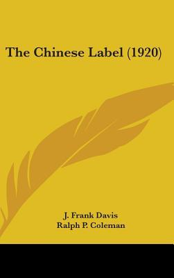 The Chinese Label (1920)