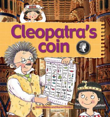 Cleopatra's Coin