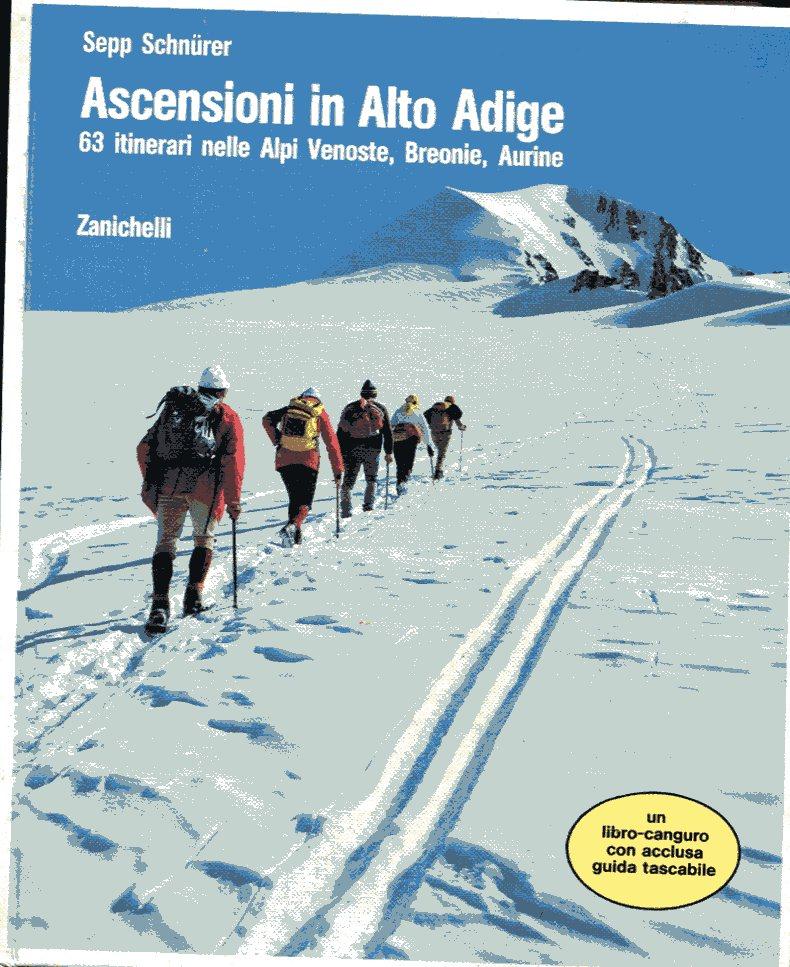 Ascensioni in Alto Adige