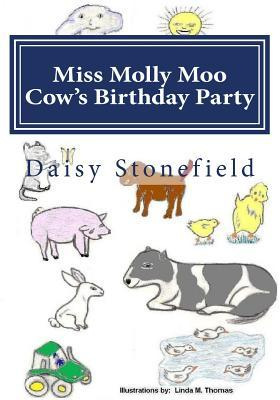 Miss Molly Moo Cows Birthday Party