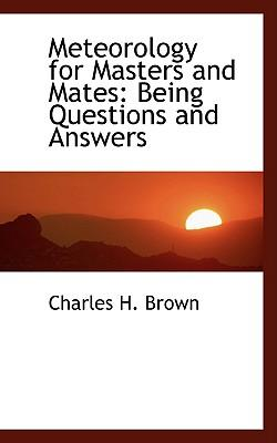 Meteorology for Masters and Mates