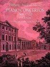 Piano Concertos Nos. 17-22 in Full Score
